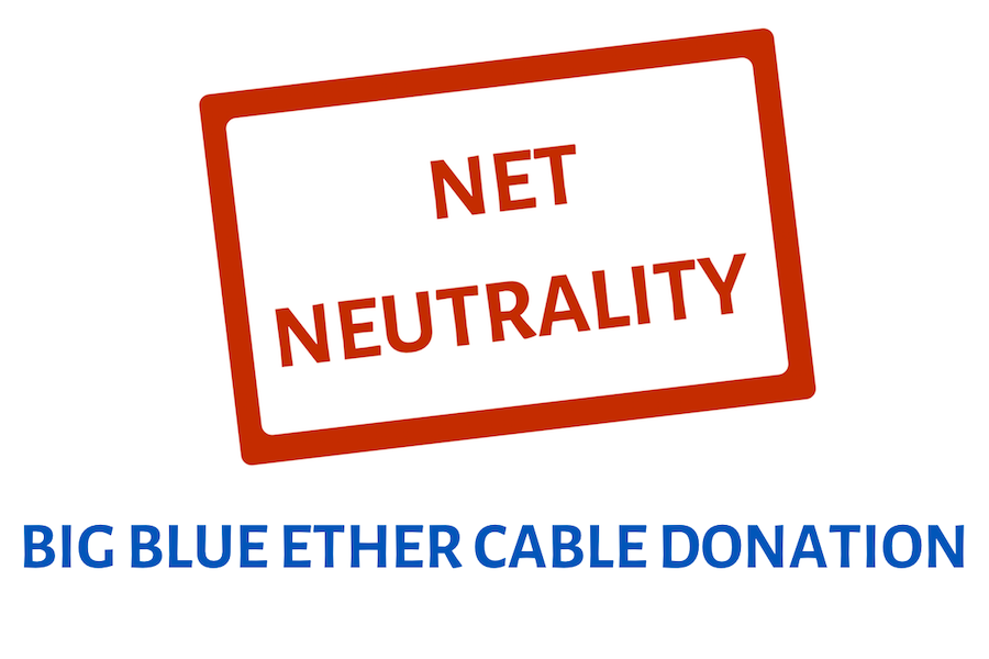 Net Neutrality - Big Blue Ether