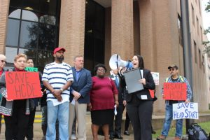 Activisits Concerned About Harris County Department Of Education