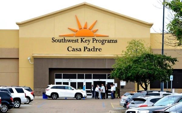 Southwest Key Programs detention center in Houston