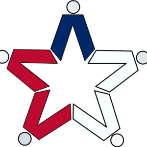 Indivisible Houston star logo