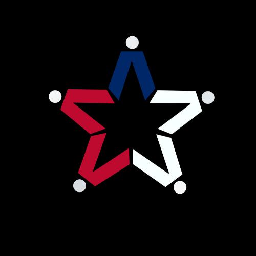 Indivisible Houston logo