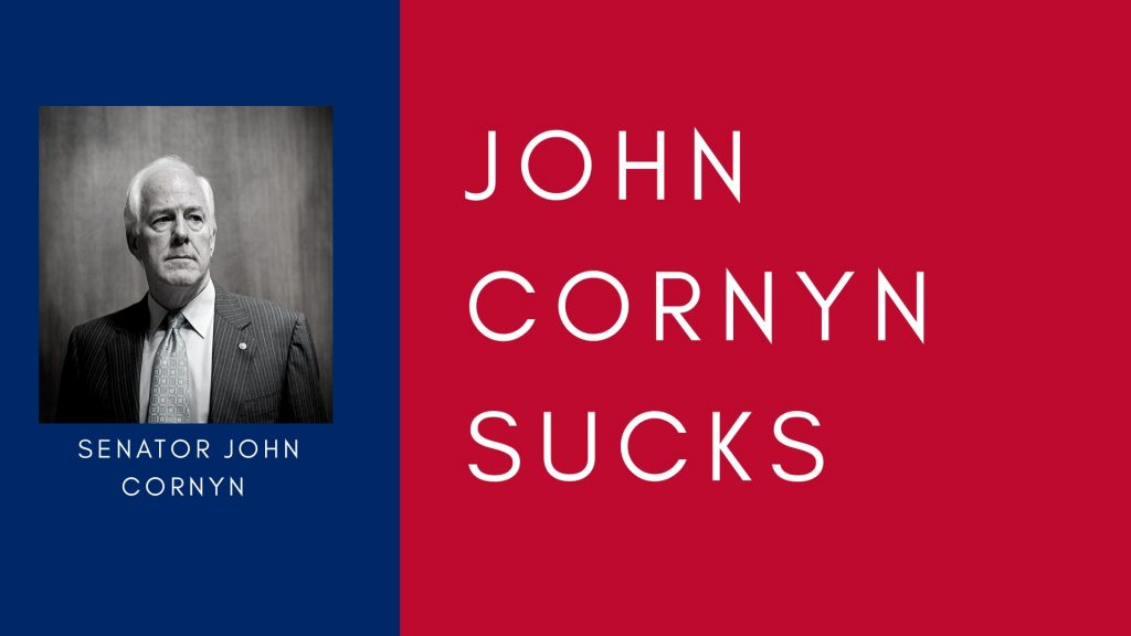 John Cornyn IH Scorecard
